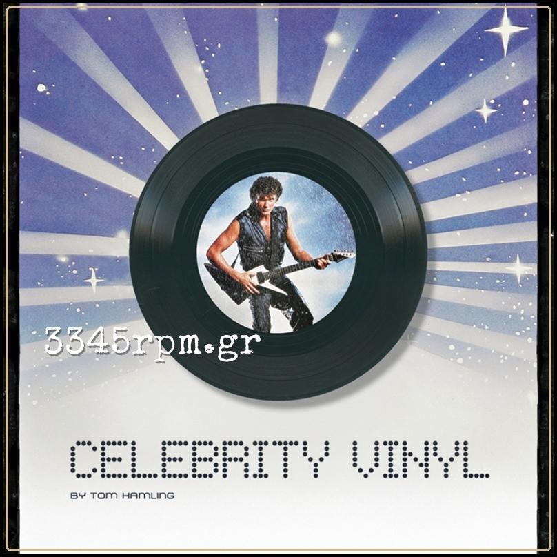 Celebrity Vinyl - Music Book