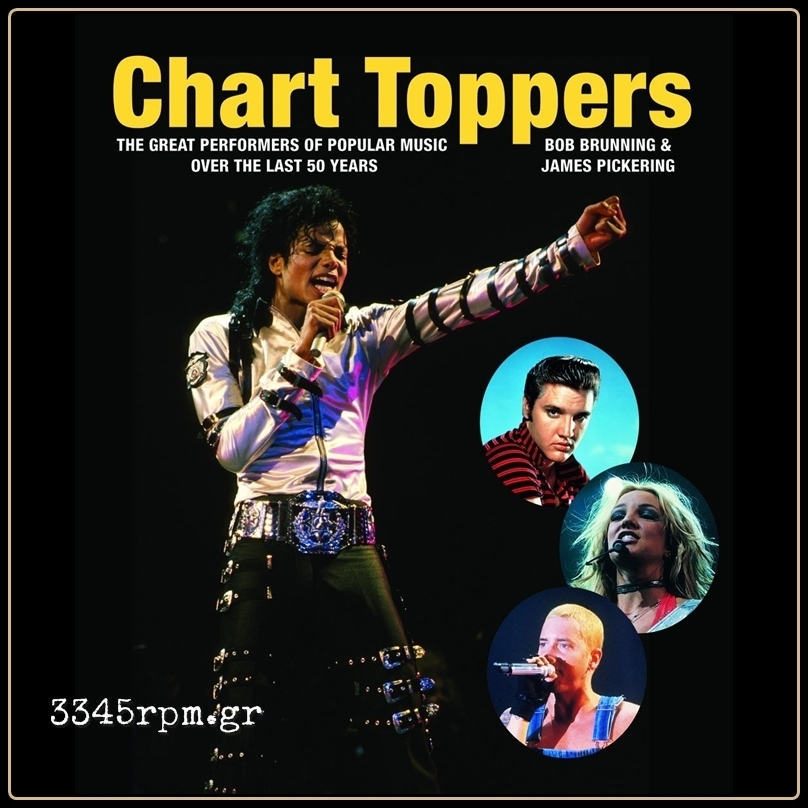 Chart Toppers - Music Book