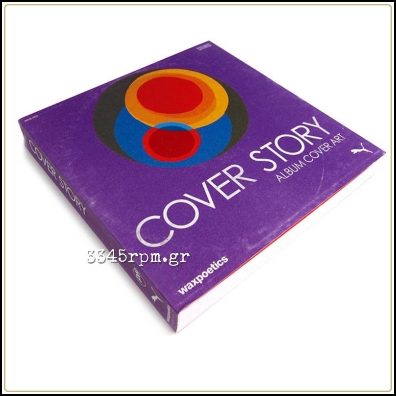 Cover Story – Album Cover Art – Music Book