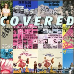 Covered – Classic Record Sleeves & Their Imitators – Music Book