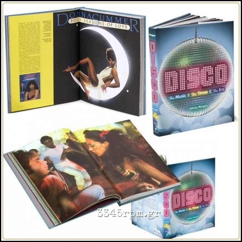 Disco - The Music - The Times - The Era - Music Book