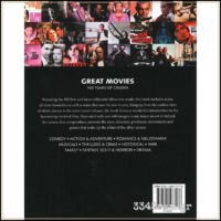 Great Movies - 100 Years of Cinema - Deluxe Cover -Book