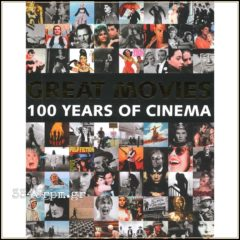 Great Movies - 100 Years of Cinema - Deluxe Cover - Book