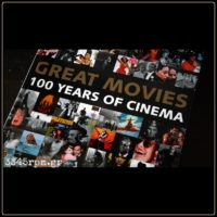 Great Movies - 100 Years of Cinema - Deluxe Cover_Book