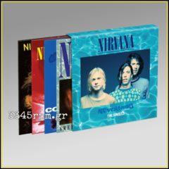 Nirvana - Nevermind The Singles 4 x 10inch Vinyl Box Set -RSD 2011