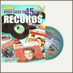 Price Guide to 45 RPM Records - 7th Edition - Music Book