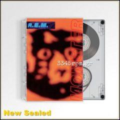 R.E.M. - Monster - Cassette