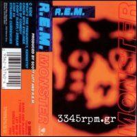 R.E.M. - Monster - Cassette_