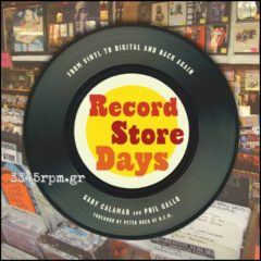 Record Store Days - Music book
