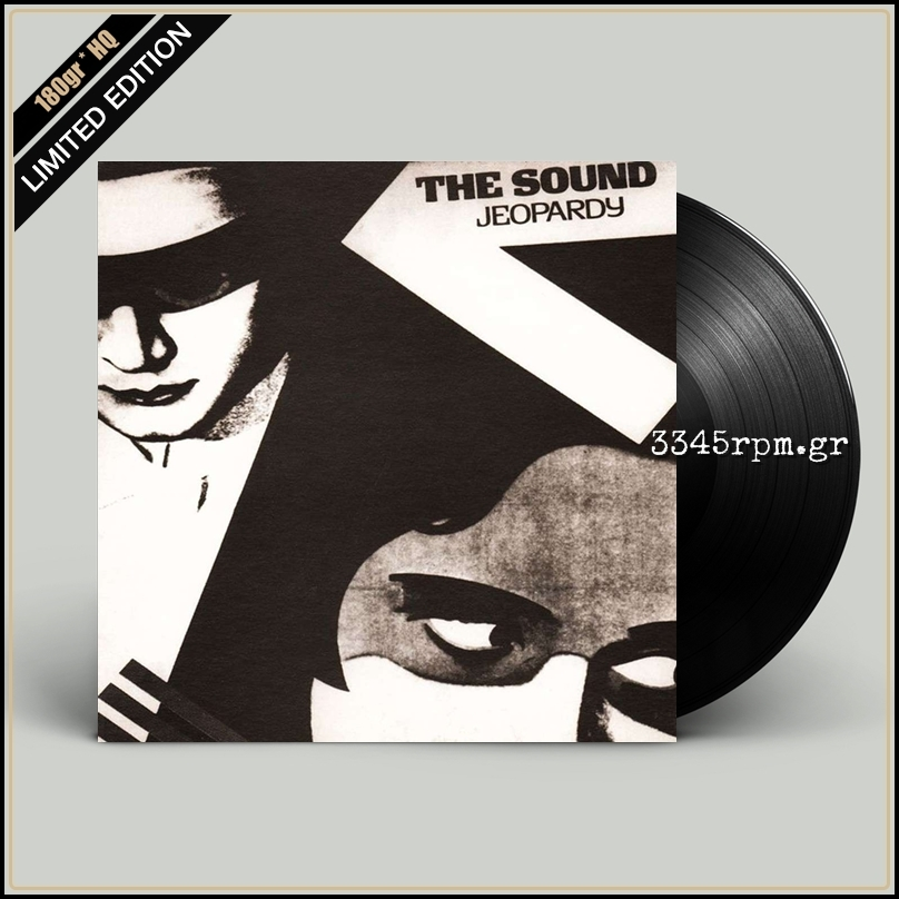 sound jeopardy vinyl lp 180gr hq