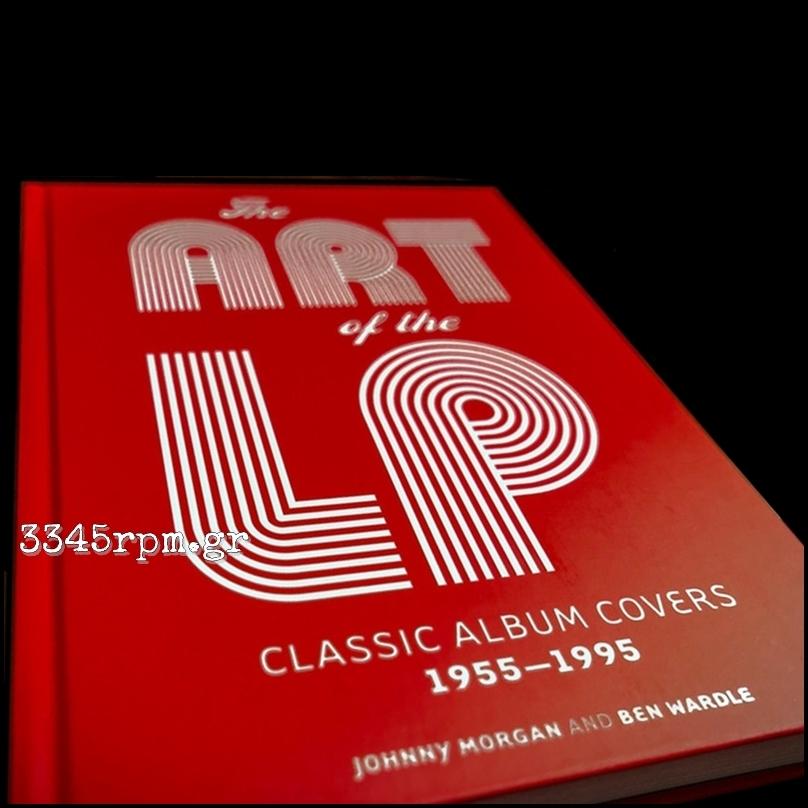 Vinyl Cover Art Book ~ The art of lp classic album covers book