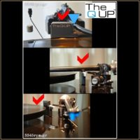 The Q UP_Automatic Tonearm Lifter