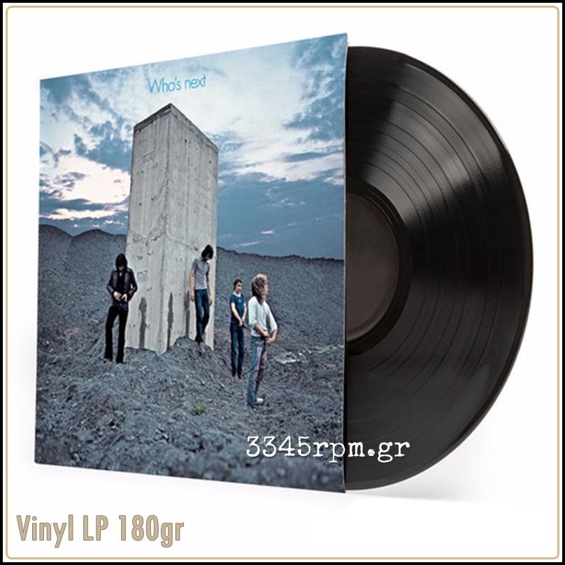 Who - Who's Next - Vinyl LP 180gr