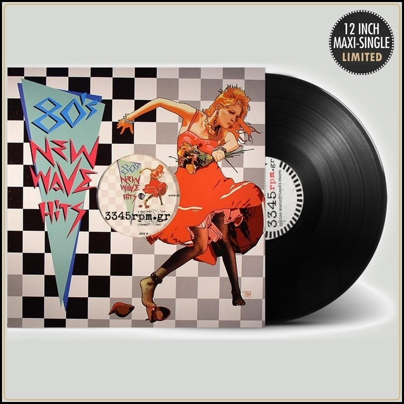 80s New Wave Hits Vol. 1 - Vinyl 12inch Maxi