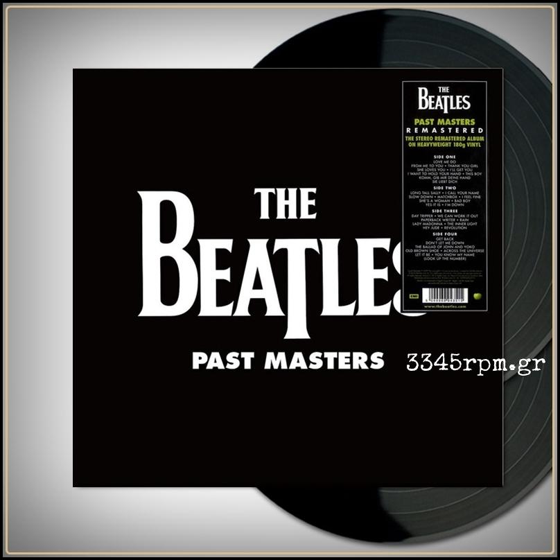 Beatles - Past Masters Vol.1 & 2- Vinyl 2LP 180gr HQ