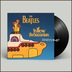 Beatles - Yellow Submarine - Vinyl LP