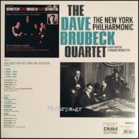 Brubeck, Dave - Bernstein Plays Brubeck Plays Bernstein -Vinyl LP 180gr