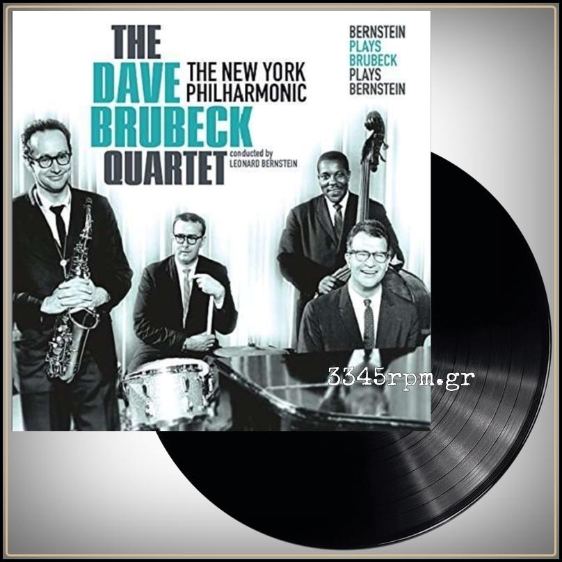 Brubeck, Dave - Bernstein Plays Brubeck Plays Bernstein - Vinyl LP 180gr