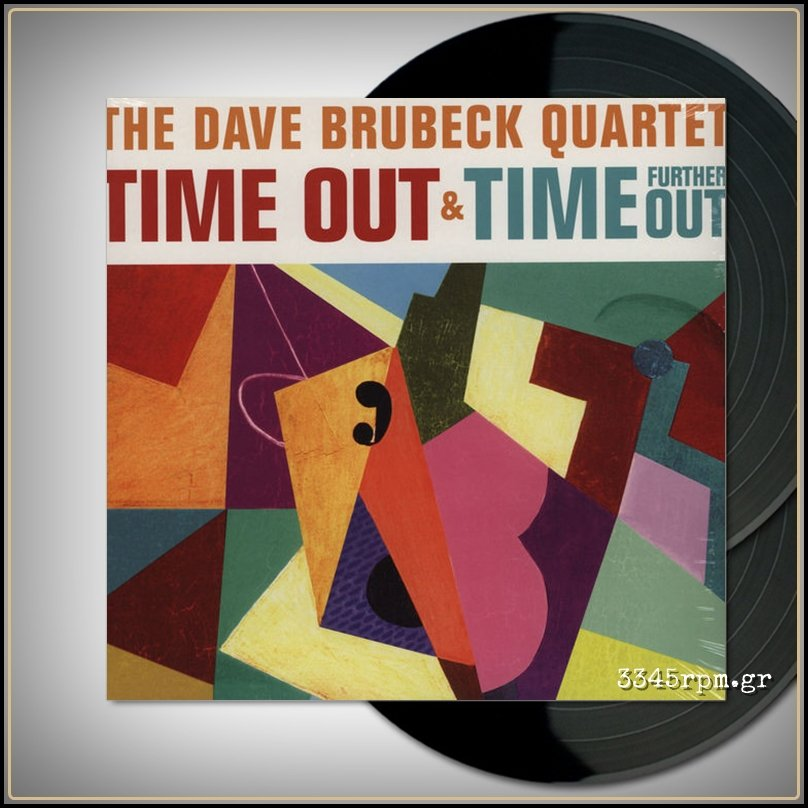 Brubeck, Dave Quartet - Time Out & Time Further Out - Vinyl 2LP 180gr
