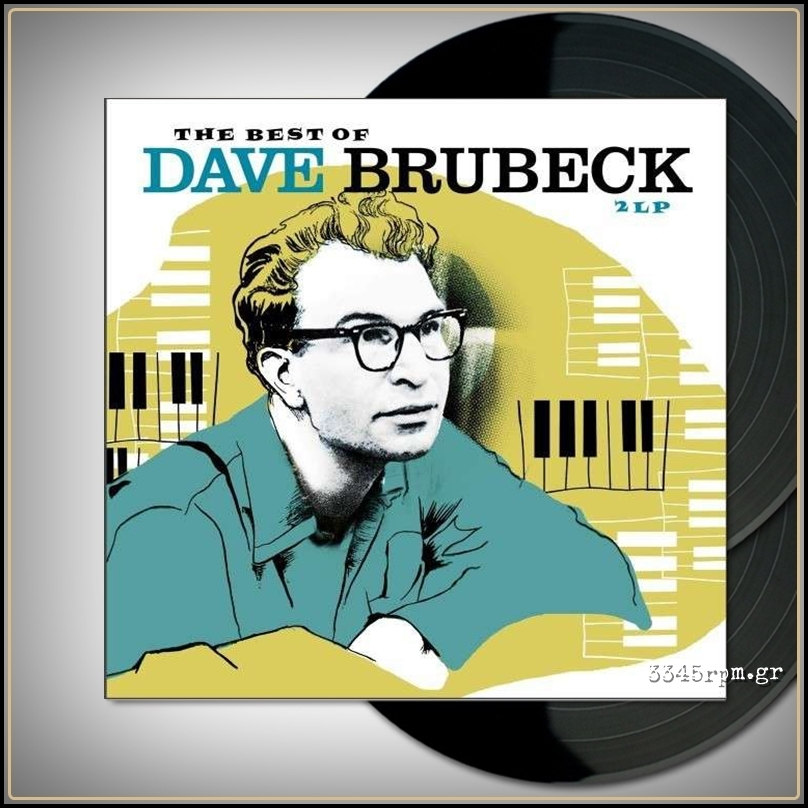 Brubeck, Dave - The Best Of - Vinyl 2LP 180gr - DMM