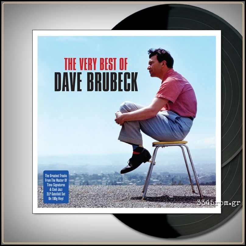 Brubeck, Dave - The Very Best Of - Vinyl 2LP 180gr