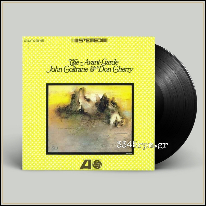 Coltrane, John & Cherry, Don - The Avant-Garde - Vinyl LP