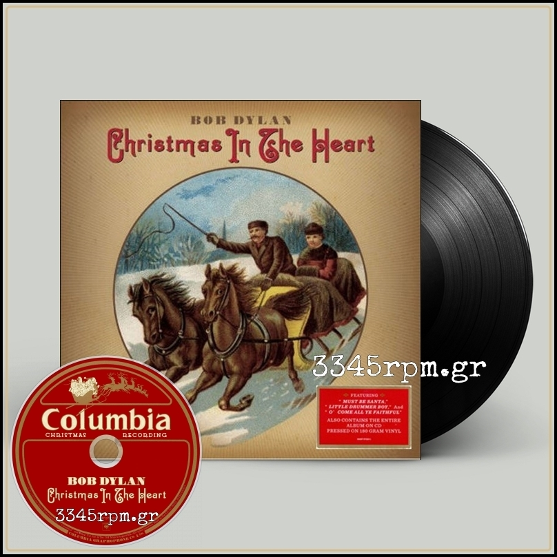 dylan bob christmas in the heart vinyl lp 180gr cd