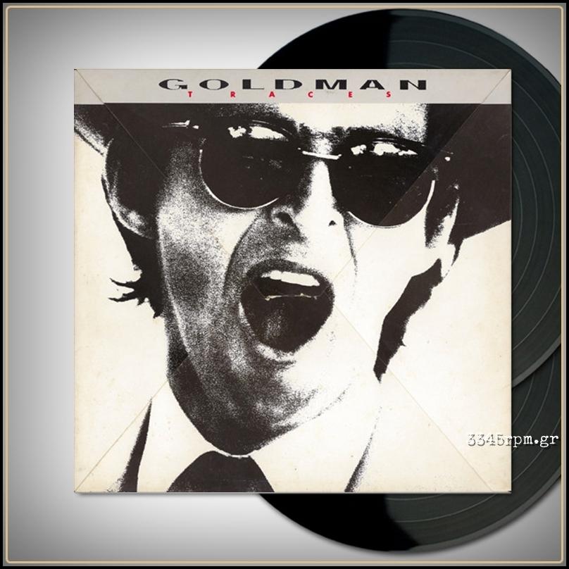 Goldman, Jean Jacques - Traces - Vinyl 2LP