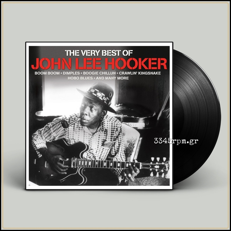 Hooker, John Lee - The Very Best Of - Vinyl LP