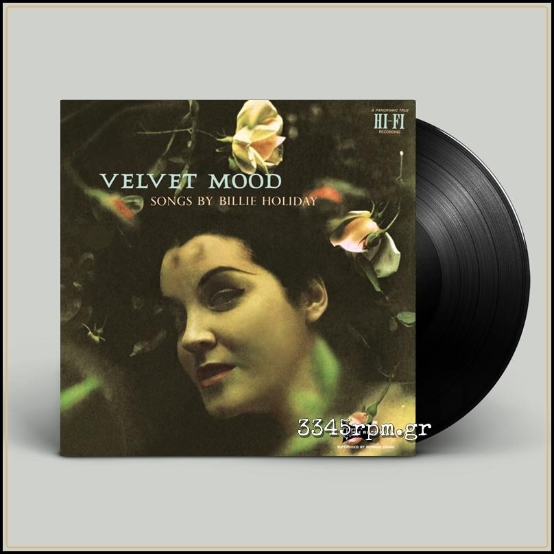Hooliday, Billie - Velvet Mood - Vinyl LP 180gr