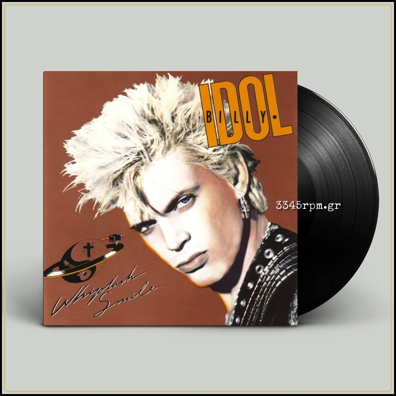 Idol, Billy - Whiplash Smile - Vinyl LP