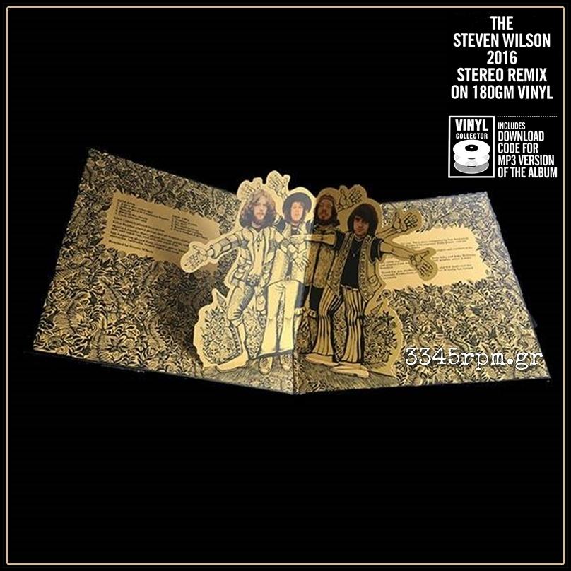 Jethro Tull Stand Up Vinyl Lp 180gr Jethro Tull