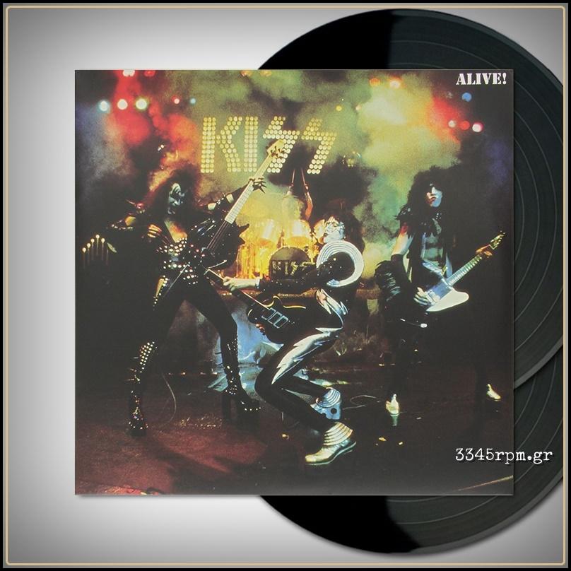 Kiss Alive Vinyl 2lp 180gr Kiss Alive Vinyl 2lp 180gr
