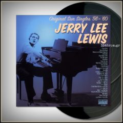 Lewis, Jerry Lee - Original Sun Singles 56-60 - Vinyl 2LP 180gr