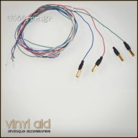 Tonearm Wires Hi End Vinyl aid