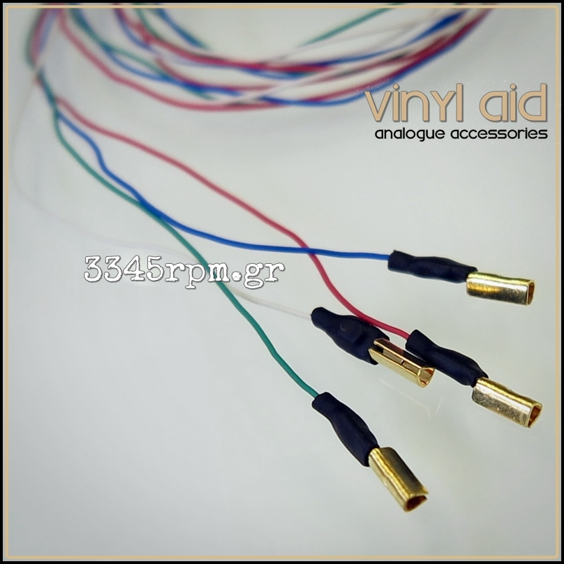 Tonearm Wires Hi End - Vinyl aid
