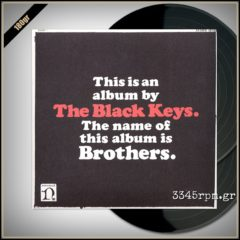 Black Keys - Brothers - Vinyl 2LP 180gr