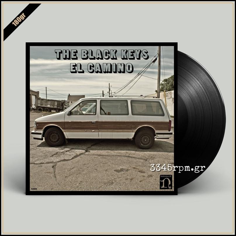 Black Keys - El Camino - Vinyl LP 180gr & CD