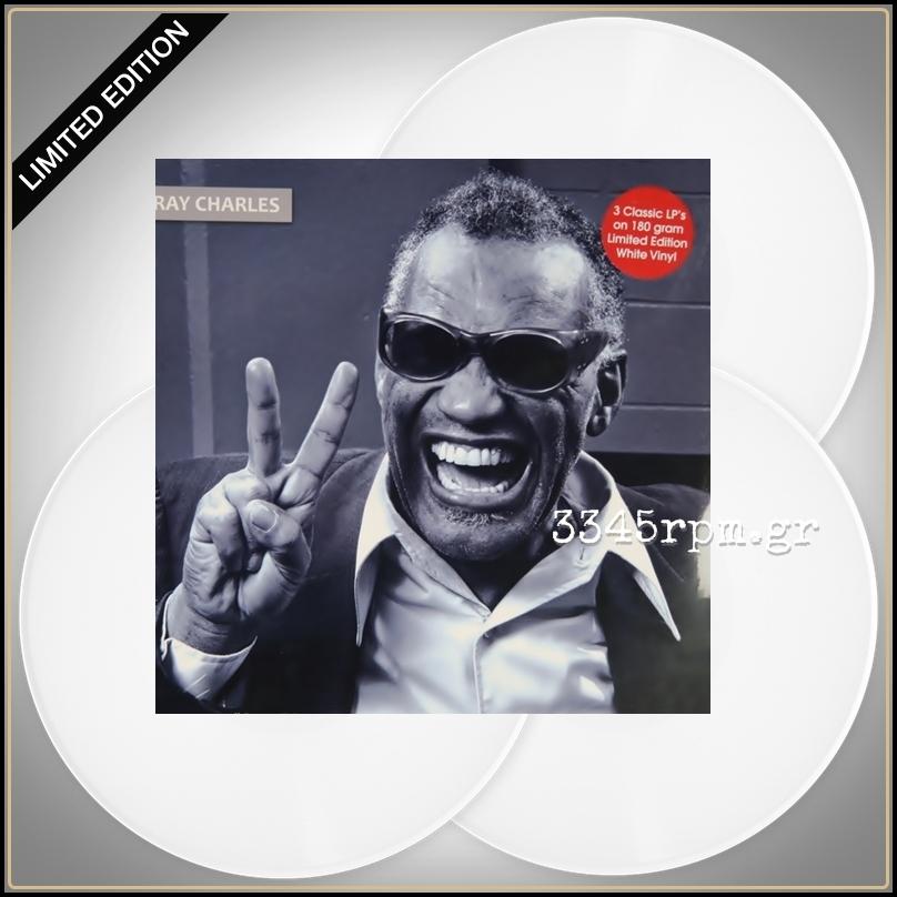 Charles, Ray - Ray Charles - Vinyl 3LP 180gr