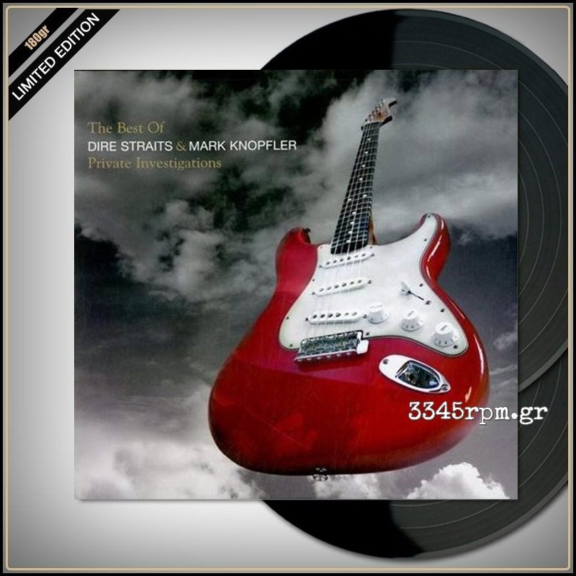 Dire Straits & Mark Knopfler - Private Investigations(Best Of) Vinyl 2LP 180gr