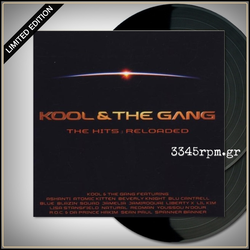 Kool & The Gang - The Hits Reloaded - Vinyl 2LP