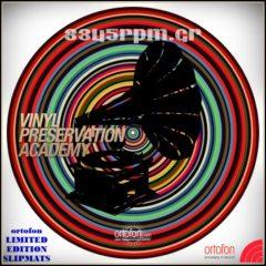 Ortofon Slipmat - Gramophone design Limited Edition
