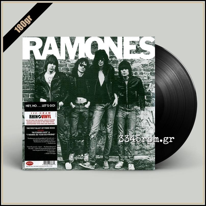 Ramones - Ramones - Vinyl LP 180gr