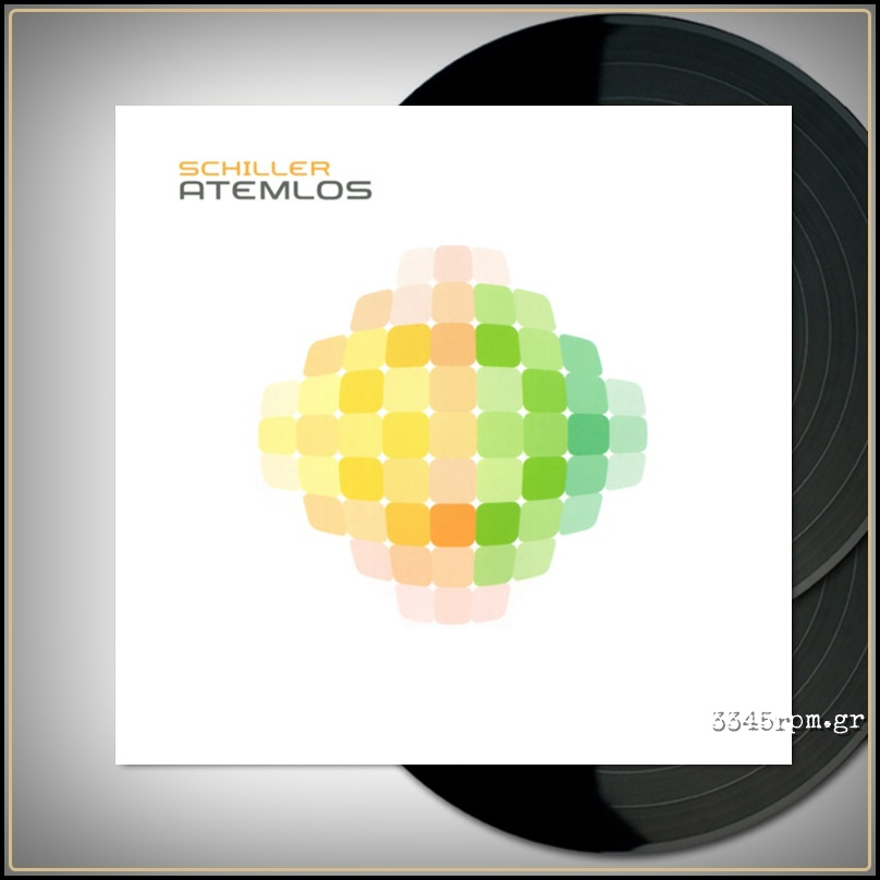 Schiller - Atemlos - Vinyl 2LP 180gr