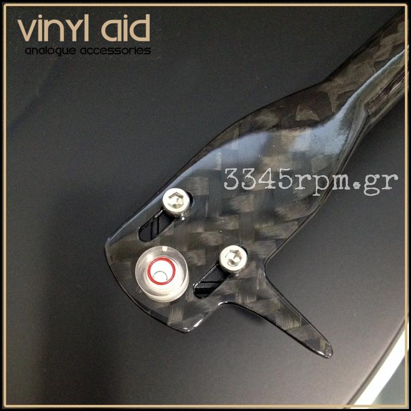 Set up Azimuth & VTA Super Mini Level 7.5mm Vinyl Aid