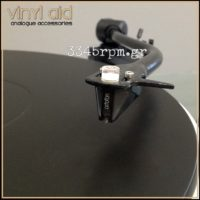 Set up Azimuth & VTA Super Mini Level 7.5mm_Vinyl Aid