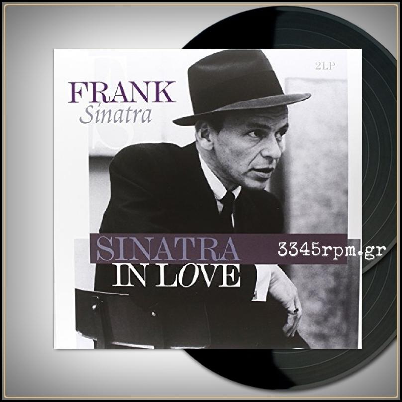 Sinatra, Frank - Sinatra In Love - Vinyl 2LP 180gr