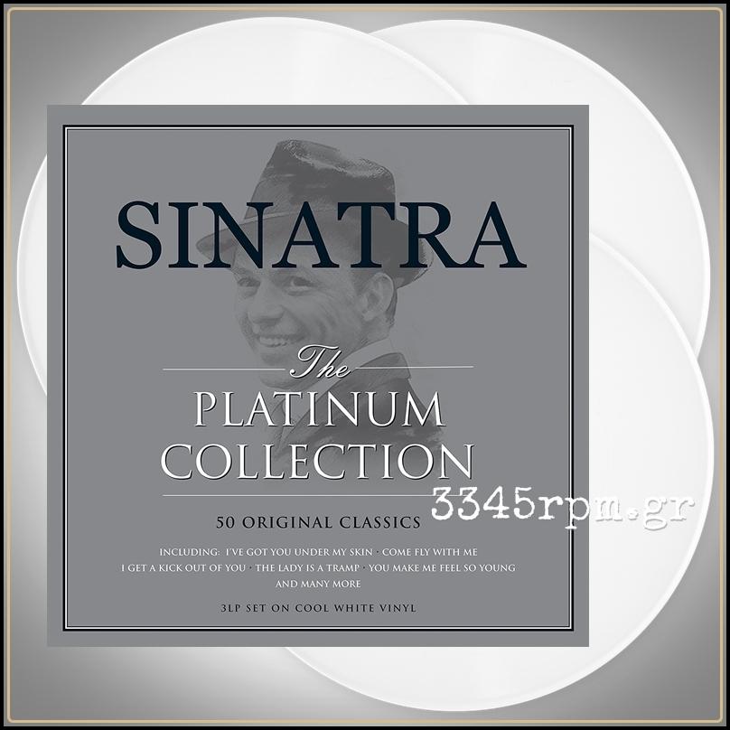 Sinatra, Frank - The Platinum Collection - Colored Vinyl 3LP 180gr