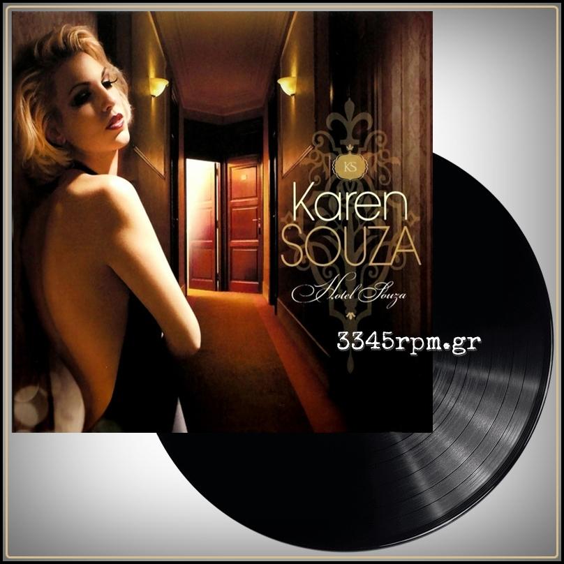 Souza, Karen - Hotel Souza Vinyl LP