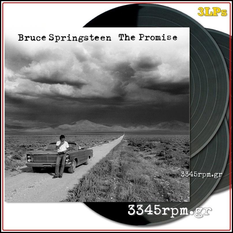 Springsteen, Bruce - The Promise - Vinyl 3LP 180gr